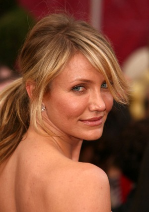 Cameron Diaz comes to the Rescue!